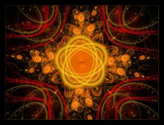 Atom by Szellorozsa