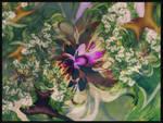 Emerald Garden by Szellorozsa