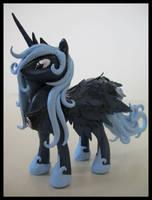 Luna Sculpture by SaveBlackSheep