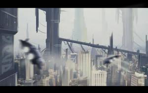 Sci Fi by CarabARTS