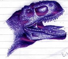 Cretaceous King by Isla-Nublar-Crew