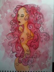 La Vie en Rose by synescape
