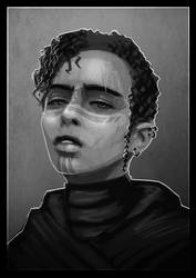 Thief - Venzia by Ekwal