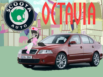 Skoda Octavia MLP by MrMental4