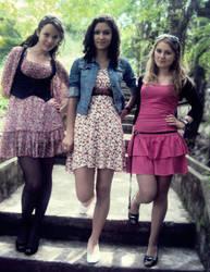 Wonder Girls by simofever
