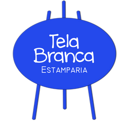 Tela Branca Logo by Atmo26