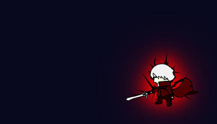 Dante in the Dark by TheMercFCS