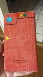 Pokemon Pokedex Phone Case by MinkaPyroPanda