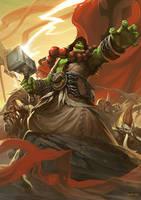 glory of horde by YanmoZhang
