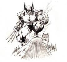 Hank McCoy (Beast!!) by Lun-K