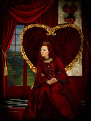 Queen Of Hearts by love-raider