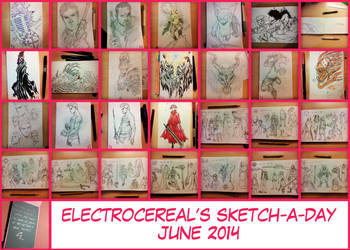June 2014 by ElectroCereal