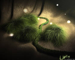 mystic grass by yurishopa