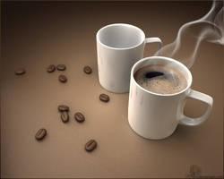 coffee by yurishopa
