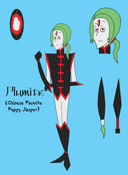 Gemtalia - Plumite by FroggieGirl1994