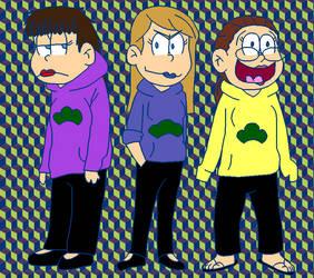 WE DEM BOYZ by FroggieGirl1994