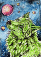 ACEO-Ginro by Cally-Dream
