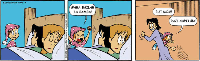 Bilingual Alarm Clock by BartholomewGarcia