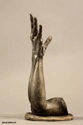 The Hand by FaisalAlahmad