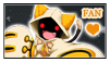 Taokaka Fan Stamp by Hime--Nyan