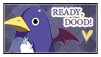 Prinny Stamp by Hime--Nyan