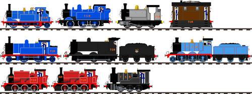 The Seaside Railway Team Roster 1 by Prince-JoyfulJr