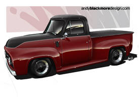 Ford Truck by andyblackmoredesign
