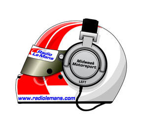 Logo for Radio Le Mans by andyblackmoredesign