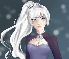 Weiss Portrait by Pink-Satin