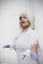 Queen Frost by RiksenP