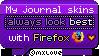Firefox is best by mxlove