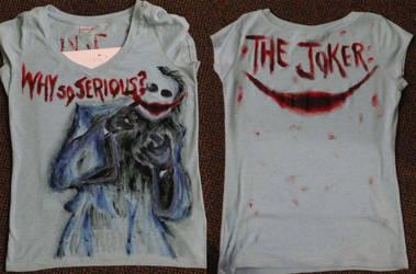 The joker by Pureblackmagik