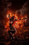 dancer by MiraSbaiti