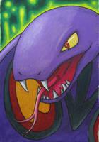 Arbok by drakered