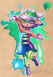 Stay Fresh, Marie! by RoamingDragon