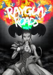 Raygun Roads by AndrewTunney