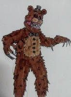 Twisted Freddy (Project Box) by FreddleFrooby