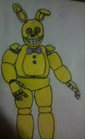 Spring-Bonnie by FreddleFrooby