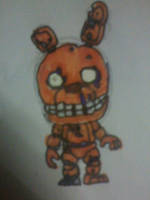 Minigame Springtrap POP! (fanmade) by FreddleFrooby