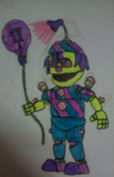 Blacklight BB by FreddleFrooby