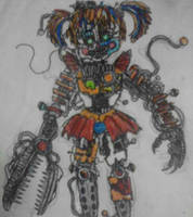 Scrap Baby v4 by FreddleFrooby