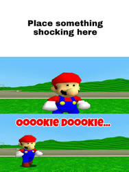 Mario is shocked at what meme by Dimensions101