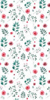 Floral Custom Box Background 01 by ValHydra