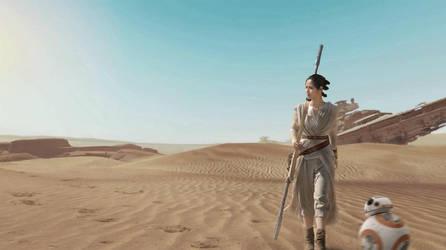 Star Wars: The Force Awakens by HinoSherloki