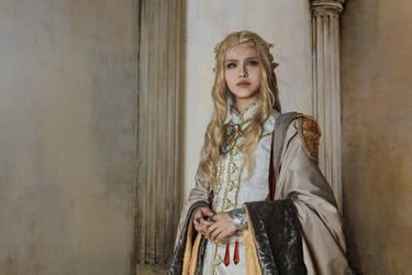 Finrod by HinoSherloki