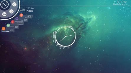April 2016 Desktop by dchdch