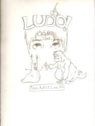 Ludo love by RagDollBabe