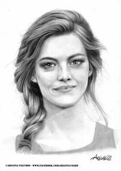 Emma Stone by arianna78