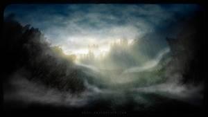 Landscape 2 by Ekcn