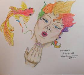 Delirium Of The Endless 2013-12-5 by lunasuenos